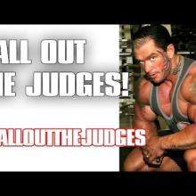 Arnold Says Call Out The Judges (We Want Changes) image
