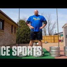 Brian Shaw: The story of the world's strongest man image