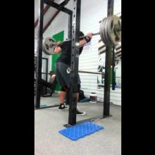 Skeletors Strength Training Log. image